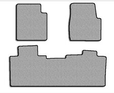 2006-2008 Lincoln Mark LT 3 pc Set Factory Fit Floor Mats (Crew Cab)
