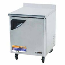 Turbo Air TWF-28SD, 1 Door Worktop Freezer