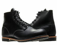 Red Wing Heritage 9014 6-Inch Beckman Round Black Men's Boots 09014