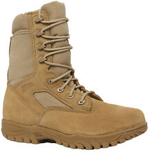 Belleville Steel Toe Hot Weather Tactical Boot Tan USA Made