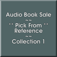 Audio Book Sale: Reference (1) - Pick what you want to save