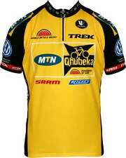 CYCLING BIKE VERMARC JERSEY SHORT SLEEVE MEN TEAM MTN QHUBEKA 2012 NEW WITH TAGS