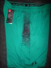 UNDER ARMOUR BASKETBALL PERFORMANCE HEATGEAR SHORTS MEN NWT $34.99