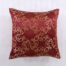 Newest Bed Runner Pillowcase Couch Soft Cloth Cover Home Hotel Elegant Bedding