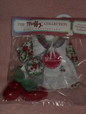 NEW! Sealed Package MUFFY VANDERBEAR Wear CHERRY PIE Outfit Clothes