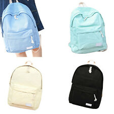 1Pcs Travel Bags Women School Fashion Casual Backpack For Girls Canvas Backpacks