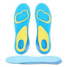 Soft Support Orthotic Silicone Pad Sport Insole 1 Pair Foot Care Arch Massaging