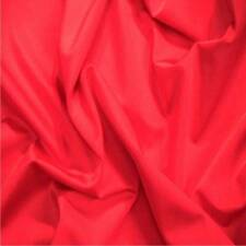 RED Lycra Spandex 4 Way Stretch Fabric Material Dance wear, Sports 150cm 60""