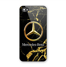 Mercedes Benz Marble Custom Print Hard Plastic Case For iPhone 6/6s 7 And 7 Plus