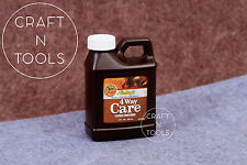 Fiebing's 4 Way Care Leather Conditioner 8oz/16oz. fiebing leather car seat oil