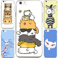 1Pcs Cover Silicon Cell Lovely Phone New Hot Soft Shell For iPhone Animal Case