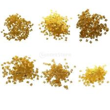 MagiDeal Table Confetti Age Birthday Party Wedding Anniversary Golden Confetti