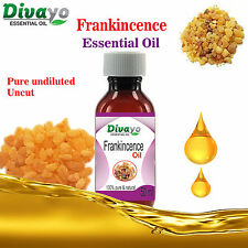 Frankincence Essential Oil - 100% Pure,Natural & Undiluted Uncut Organic Oils