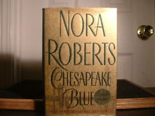 Chesapeake Blue by Nora Roberts Signed by Author