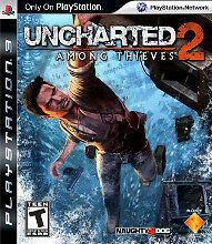 Uncharted 2: Among Thieves (Sony PlayStation 3, 2009) Game Of The Year PS3 Game