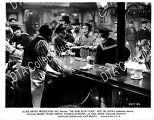 """THE BABE RUTH STORY-1948-WILLIAM BENDIX-BW 8""""x10"""" STILL FN"""
