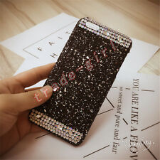 Bling Glitter Diamond Gems Crystal Rhinestones Luxury Sparkle Hard Case Cover