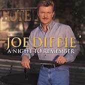 Night To Remember 1999 by Diffie, Joe - Disc Only No Case