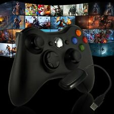 Wireless Game Pad Joystick Remote Controller +Receiver for Microsoft XBOX 360 PC