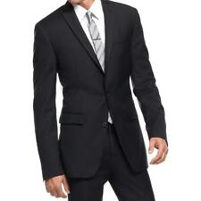 Bar III Mens Wool Extra Slim Fit Two-Button Suit Jacket