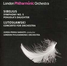 Symphony No. 5/Concerto for Orchestra, New Music