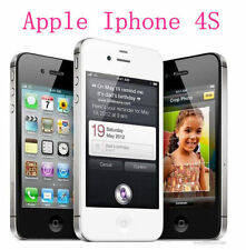 Apple iPhone 4S 8-16-32GBFactory Unlocked GSM AT&T T-Mobile GPS WIFI Smartphone