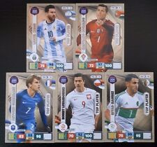 ROAD TO RUSSIA 2018 TOP PLAYER CARDS (RARE)PANINI PICK CHOOSE