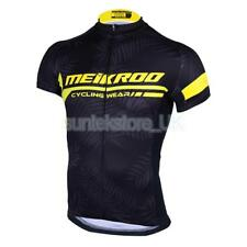 Cycling Jersey Men's Short Sleeves Quick Dry Cycling Clothing Outdoor Sports