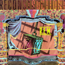 Fables of the Reconstruction by R.E.M. (CD, Jun-1985, MCA)