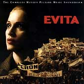 Evita [Motion Picture Music Soundtrack] by Madonna/Andrew Lloyd Webber (Composer