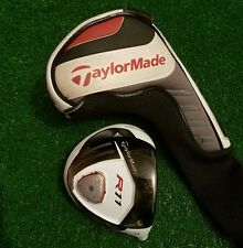 Taylormade R11 Driver head and cover / 9° / serial number.