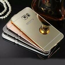 Luxury Ultra-thin Mirror Metal Case for Samsung Galaxy S7