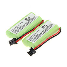 800mAh 2.4V Cordless Phone Rechargeable Ni-MH Battery For Uniden BT-1008