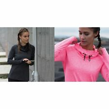 AWDis Just Cool Womens/Ladies Girlie Cowl Neck Baselayer Top