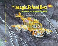 The Magic School Bus: Inside a Hurricane by Joanna Cole (1995, Hardcover)