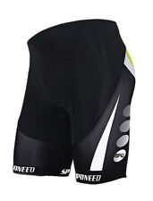 Summer Mens Cycling Shorts Tights 3D Gel Padded Lycra Bottom Bicycle Clothing