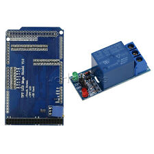 1-CH 5V Relay Module Touch TFT LCD Expansion Board Adjustable Shield for Arduino