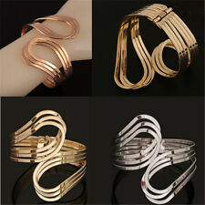 Bangle Jewelry For Women Bracelets Accessories High-end 1Pcs Punk Exaggeration