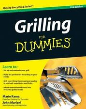 Grilling For Dummies by John Mariani, (Paperback), For Dummies , New, Free Shipp