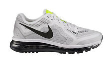 NIKE AIR MAX 2014 WHITE SIZE 4.5 5.5 38 39 WOMENS GIRLS TRAINERS 2015 97 FLYKNIT
