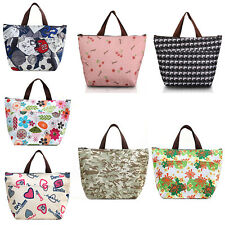 1Pcs Picnic Bags School Lunchbox Kids Lunch Bags Insulated Cool Bag Childrens