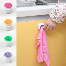 Bathroom Storage Wash Cloth Towel Clip Kitchen Towel Storage Rack Portable Hot