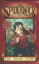 RARE- Spiderwick Chronicles-:Seeing Stone Bk.2 by Holly Black and Tony DiTerlzzi