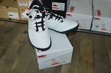 """GOLF SHOES - TRUE LINKSWEAR """"TOUR"""" US 9.0  WIDE AND WATERPROOF - FREE POSTAGE !!"""