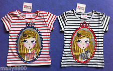Funky Babe - Girls - Cameo - Top -  Tshirt  - Size 3