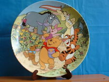 "Winnie The Pooh - ""Time for a little Celebration"" Disney Collector Plate"