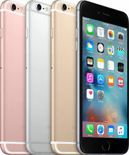 "Apple iPhone 6s- 16GB 64GB 128GB GSM ""Factory Unlocked"" Smartphone 4 Colors  RM0"