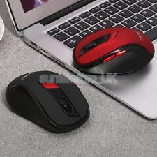 2.4G Wireless Gaming Mouse Optical Game Mice Adjustable DPI for Computer Laptop