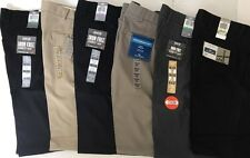 New DOCKERS Pleated-Front 4 Pockets Zip-Front Men's Pants - CHOICE Size & Color