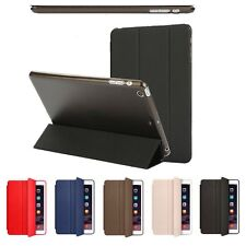 Magnetic Leather Smart Case Stand Cover For Apple iPad 2 3 4 Mini 12 3 5 6 Air